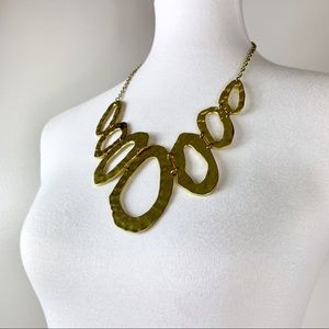 Lydell NYC Modernist Abstract Necklace